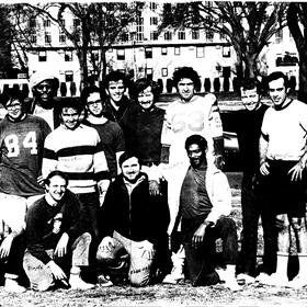 PDS Football Team early 1970s